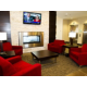 Hotel Lobby Seating Area at Holiday Inn & Suites Red Deer South