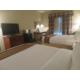 Two Queen Beds Guestroom with Work Desk