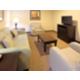 HI & Suites Rogers at Pinnacle Hills Suite Living Room