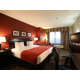 Enjoy our spacious rooms at the Holiday Inn and Suites SLC Airport