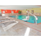Indoor, Heated Swimming Pool and Whirlpool Spa