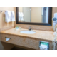 Our bathrooms are equipped with hairdryer with specialty amenities