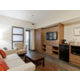 One Bedroom Suite living area with pullout sofa