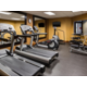 Stay active in our Fitness Center