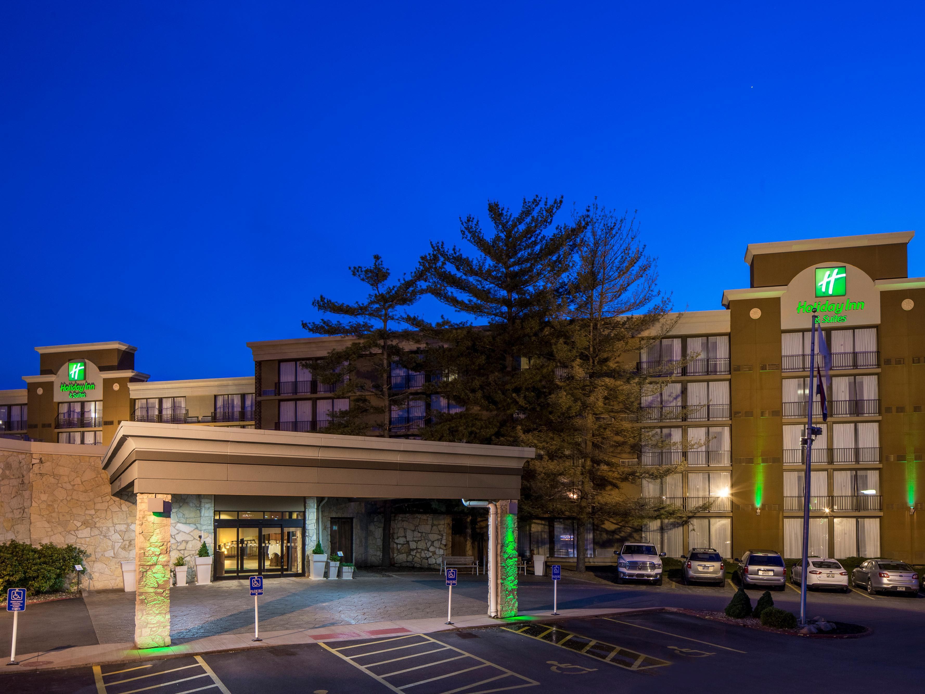 Welcome to the Holiday Inn, Des Moines, IA!