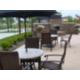 Private Event patio area
