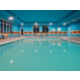 Spacious Indoor Pool is Perfect After a Fun Day Out on the Town