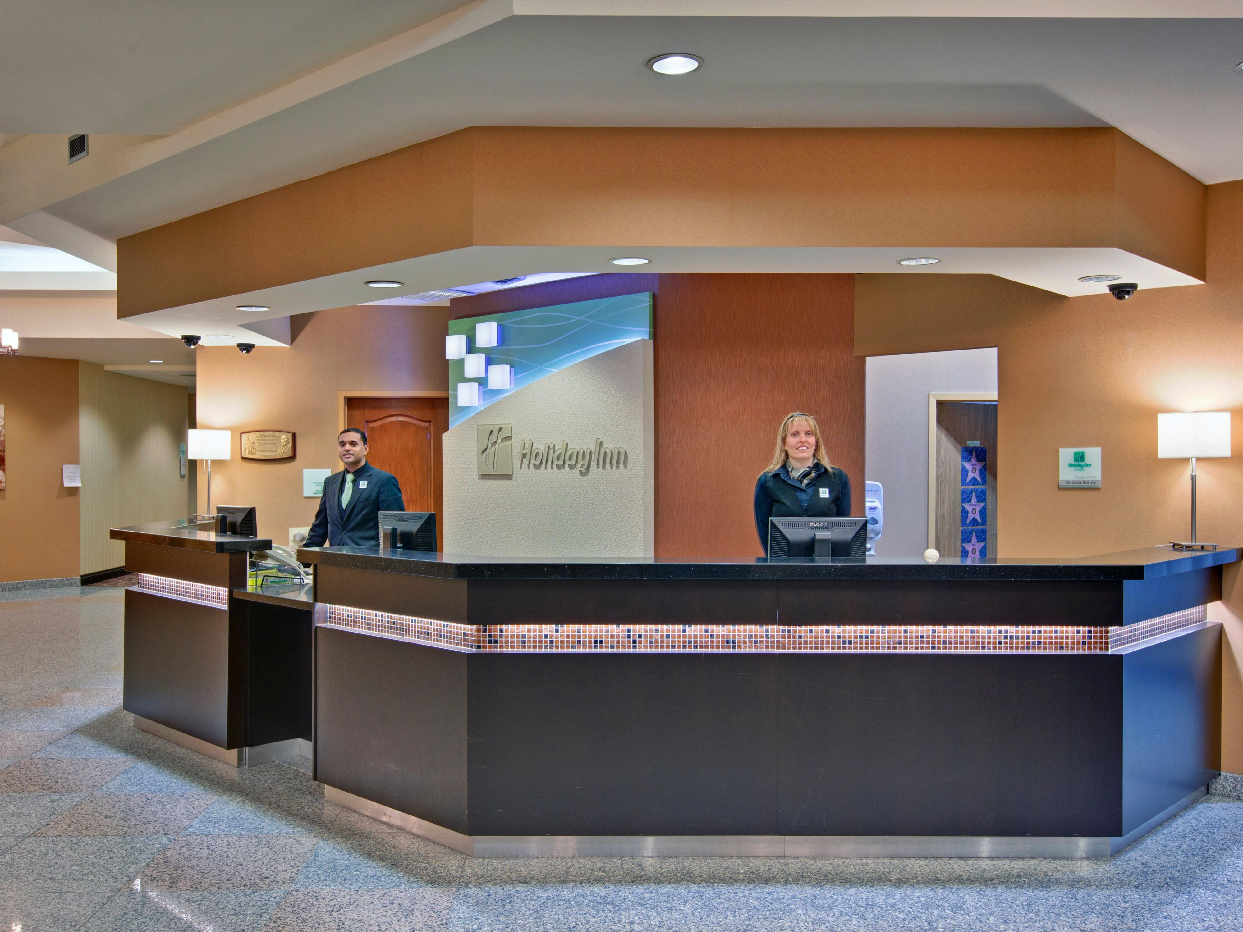 Front Desk/Concierge service