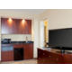 Executive King Suite-wet bar-microwave and fridge
