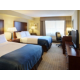 Great rooms for teams or just because you don't share a bed!