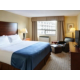 Our 2 room suites have a king size bedroom to enjoy!