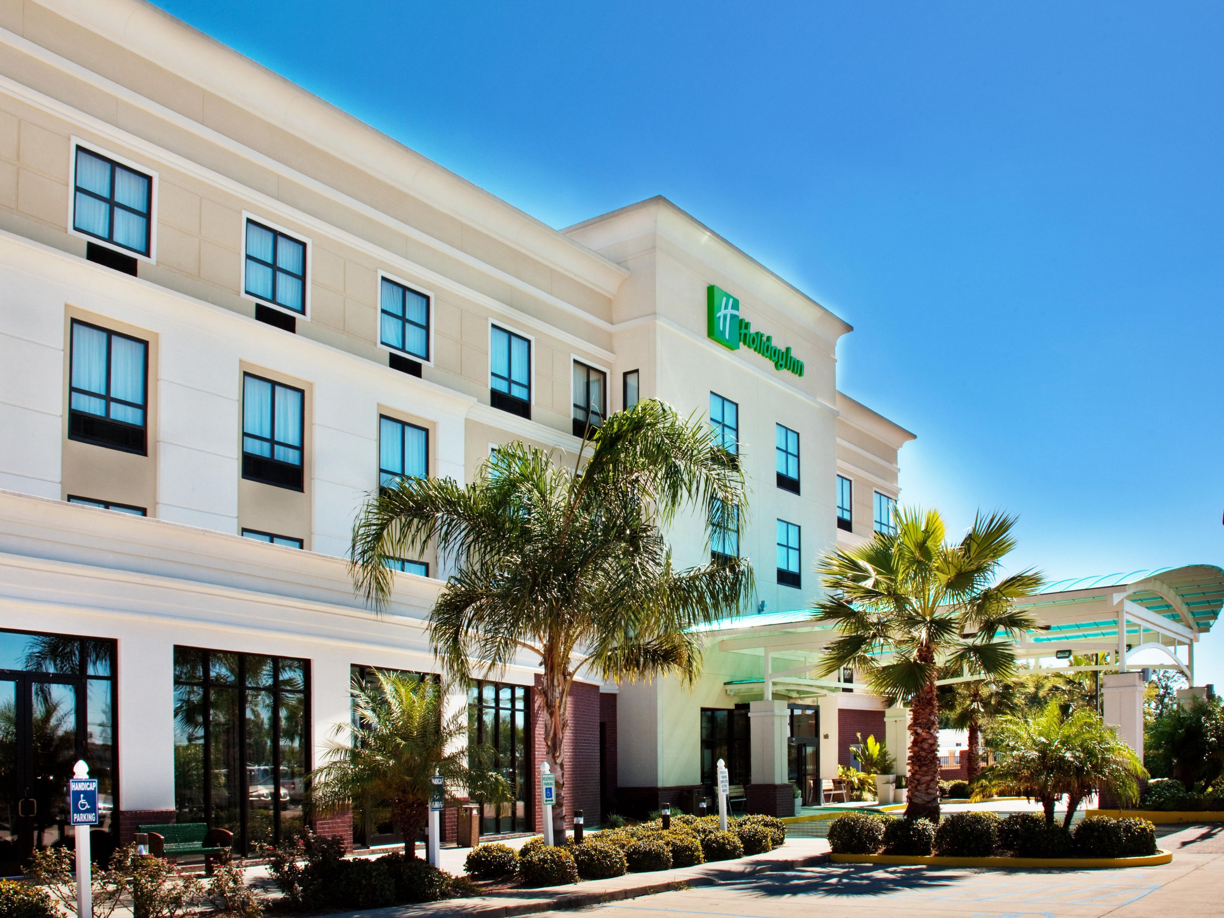 Hotel is conveniently located in Houma Louisiana
