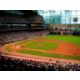 Catch a baseball game at Minute Maid Ballpark