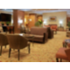 Relax or work in the Great hotel lobby Great