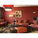 Holiday Inn Research Park Hotel Lobby