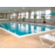 Take a dip in our large swimming pool