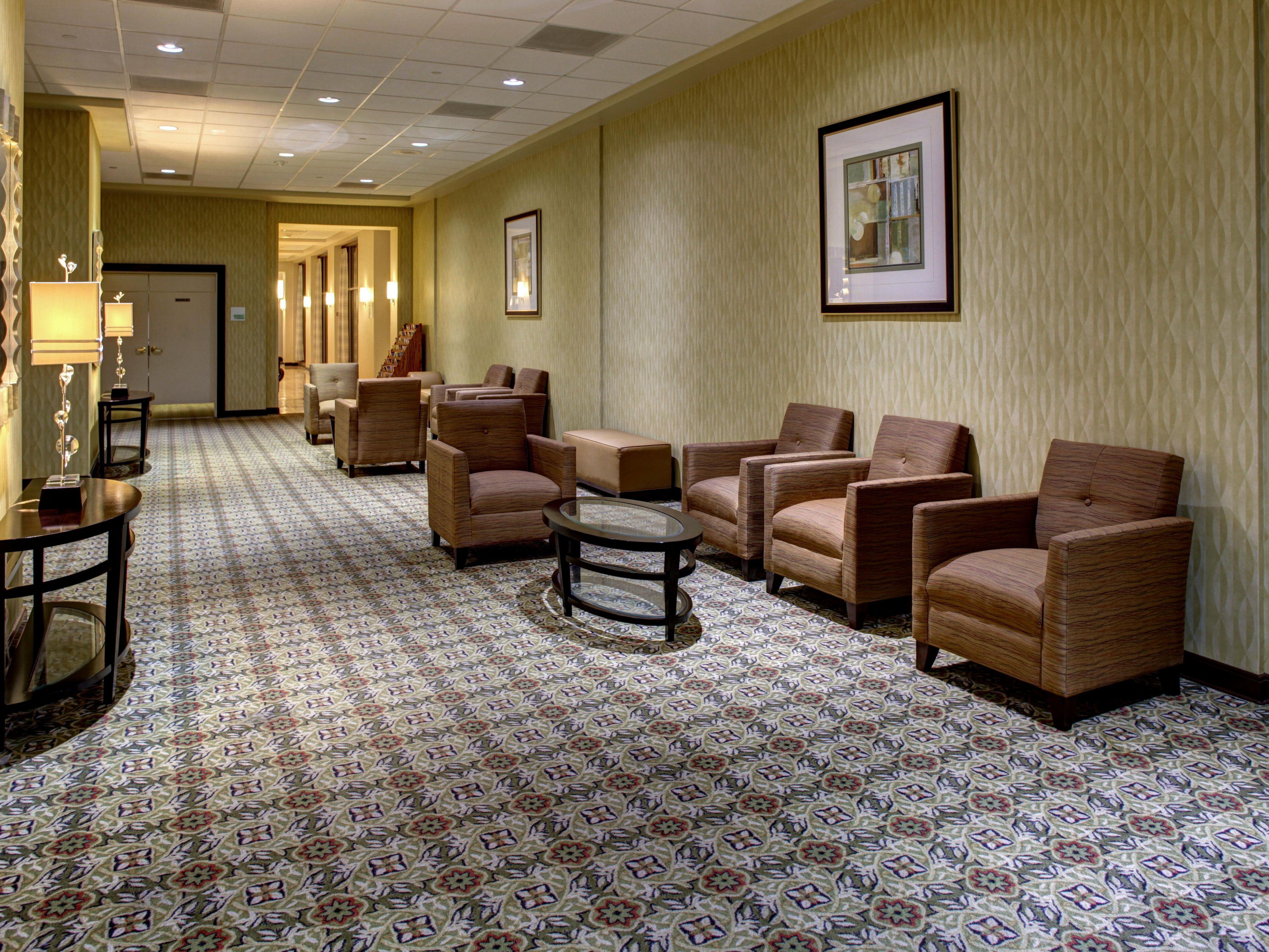 Pre-function Area at Holiday Inn Indianapolis/Carmel