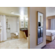 Handicap Accessible Queen with Roll In Shower