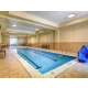 Lap Pool and Whirlpool