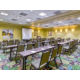 Classroom Style Seating in Ballroom