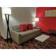 Sleeper Sofa in a 1 Bedroom Suite