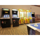 Enjoy one of our Arcade Games in the Game Room