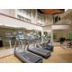 Gear up for your busy day in our well equipped Fitness Center