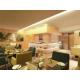 Executive Lounge Holiday Inn  Jakarta Kemayoran