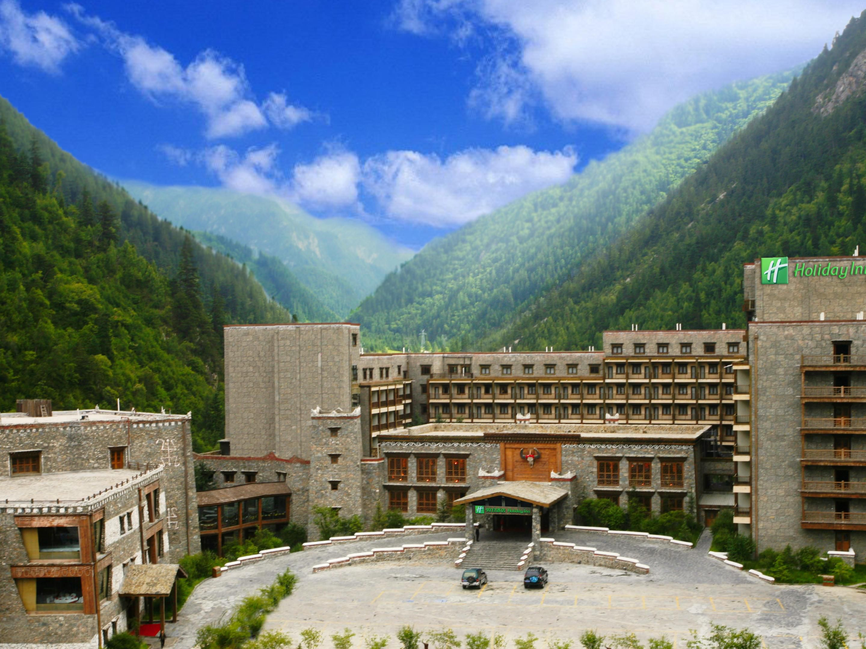 holiday inn jiuzhai jarpo hotel by ihg rh ihg com