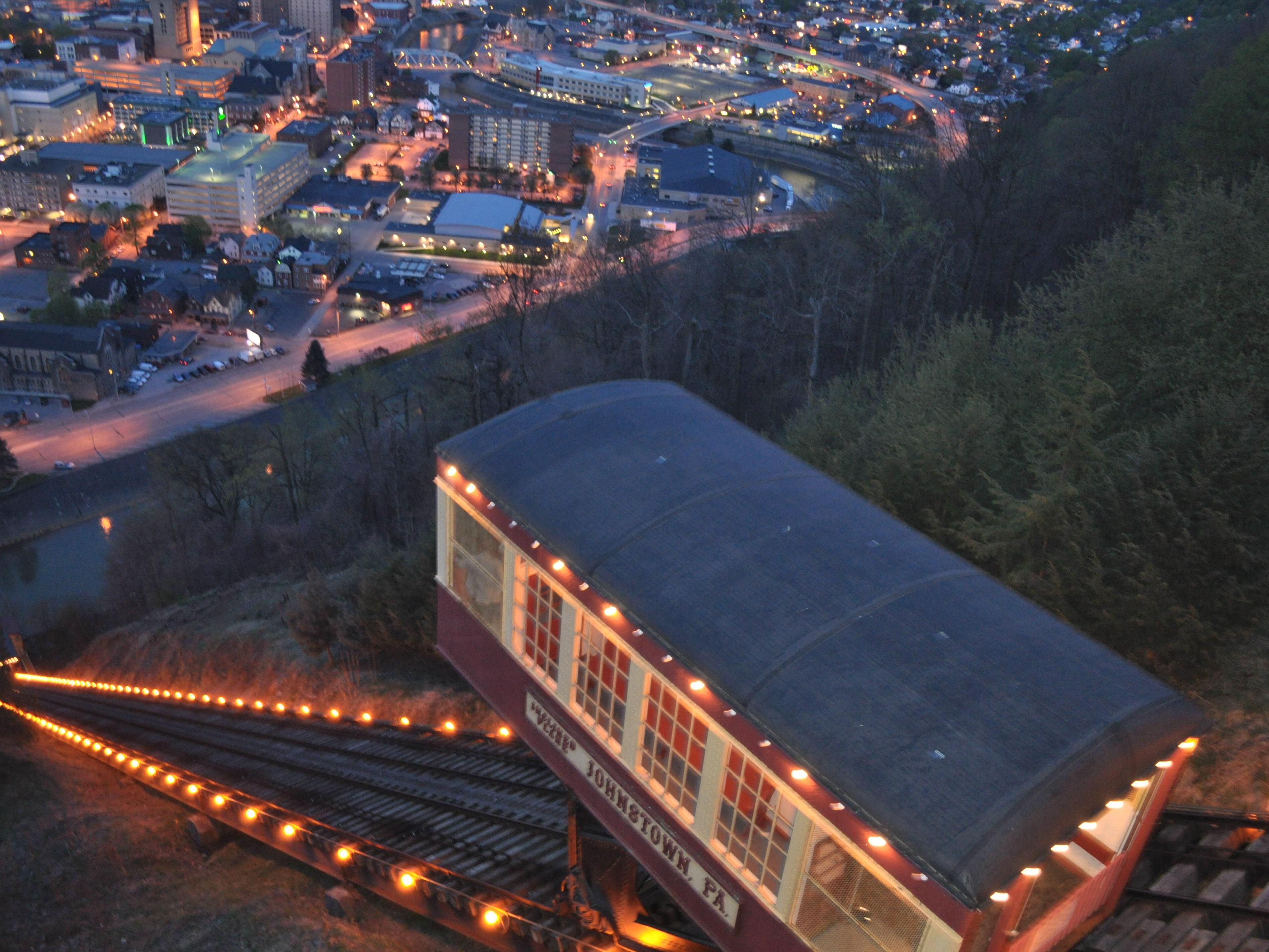 View from the Inclined Plane
