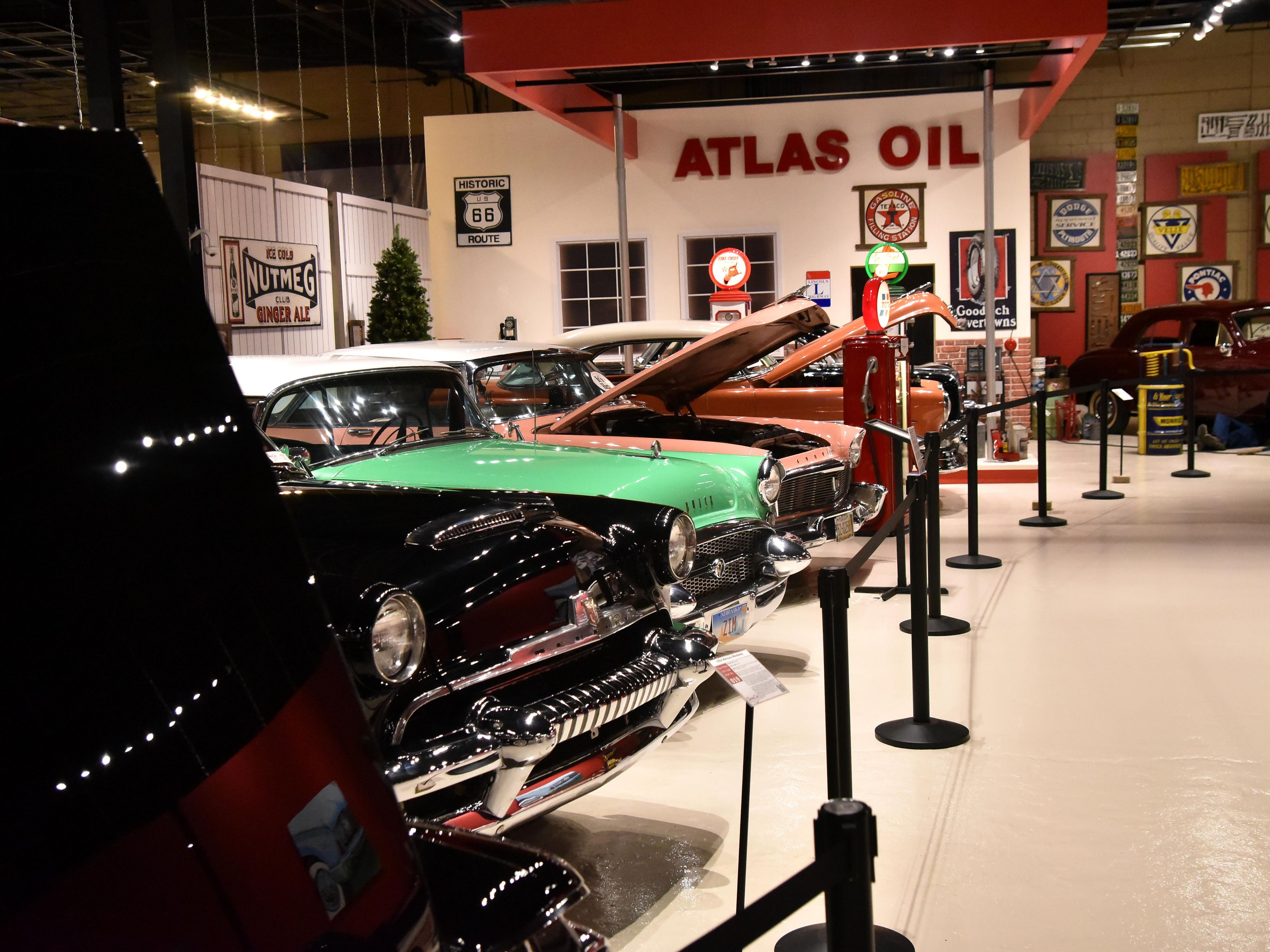 Visit the NEW Classic Car Museum