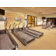 Enjoy a morning jog in our Fitness Center!