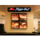 Pizza Hut Pizza Available for Lunch, Dinner and Room Service