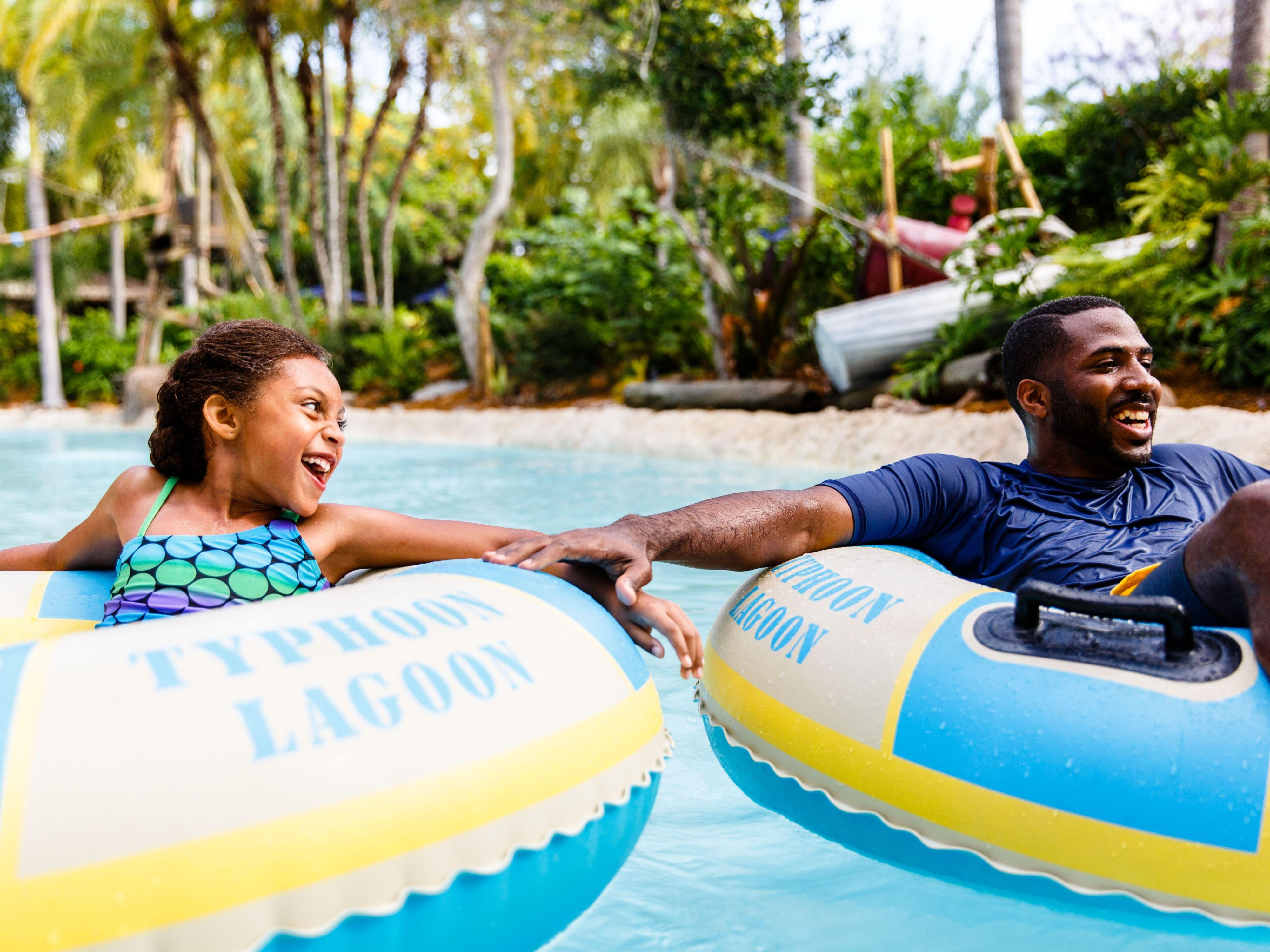 Area Attractions Disney Typhoon Lagoon, just 5 miles away