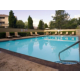 Seasonal outdoor pool just outside of Denver