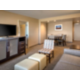 King Suite with separate living area - Denver Hotels