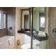 Fresh New Guest Bathroom