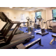 Keep up with your fitness regime in our Mini-gym
