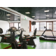 Stay fit and get rid of the daily stress at our fitness centre.