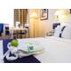 Deluxe Queen Bed Guest Room