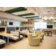 Hotel Lobby / Restaurant / Library