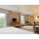 Holiday Inn Presidential Little Rock King Guestroom Suite