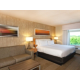 Holiday Inn Presidential Little Rock King Guestroom with Sofa bed