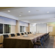 Stratton Suite's comfortable setting for boardroom meeting