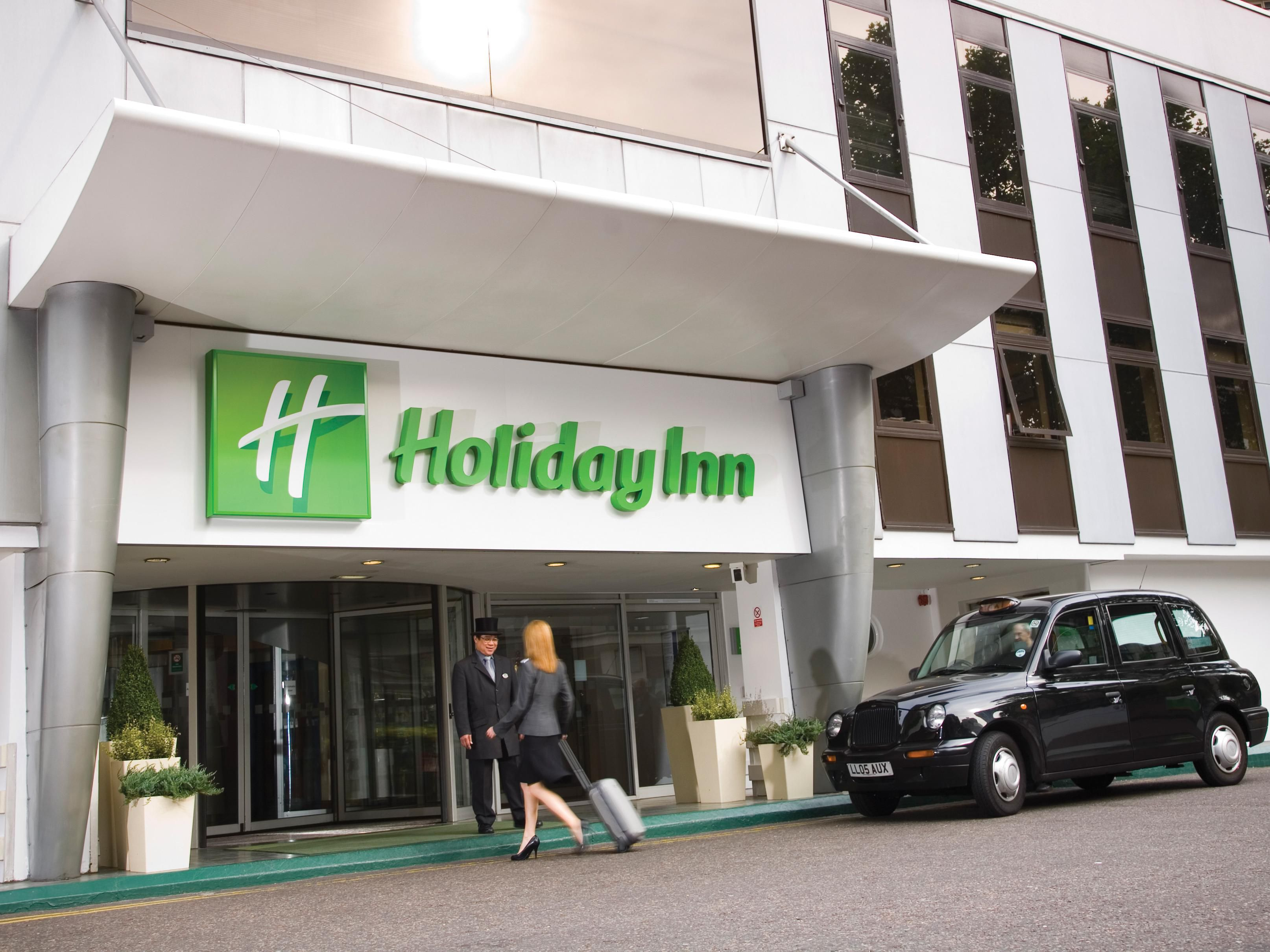 Hotel Holiday Inn London Gloucester Road