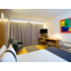 Standard room featuring wooden floor and walk-in shower
