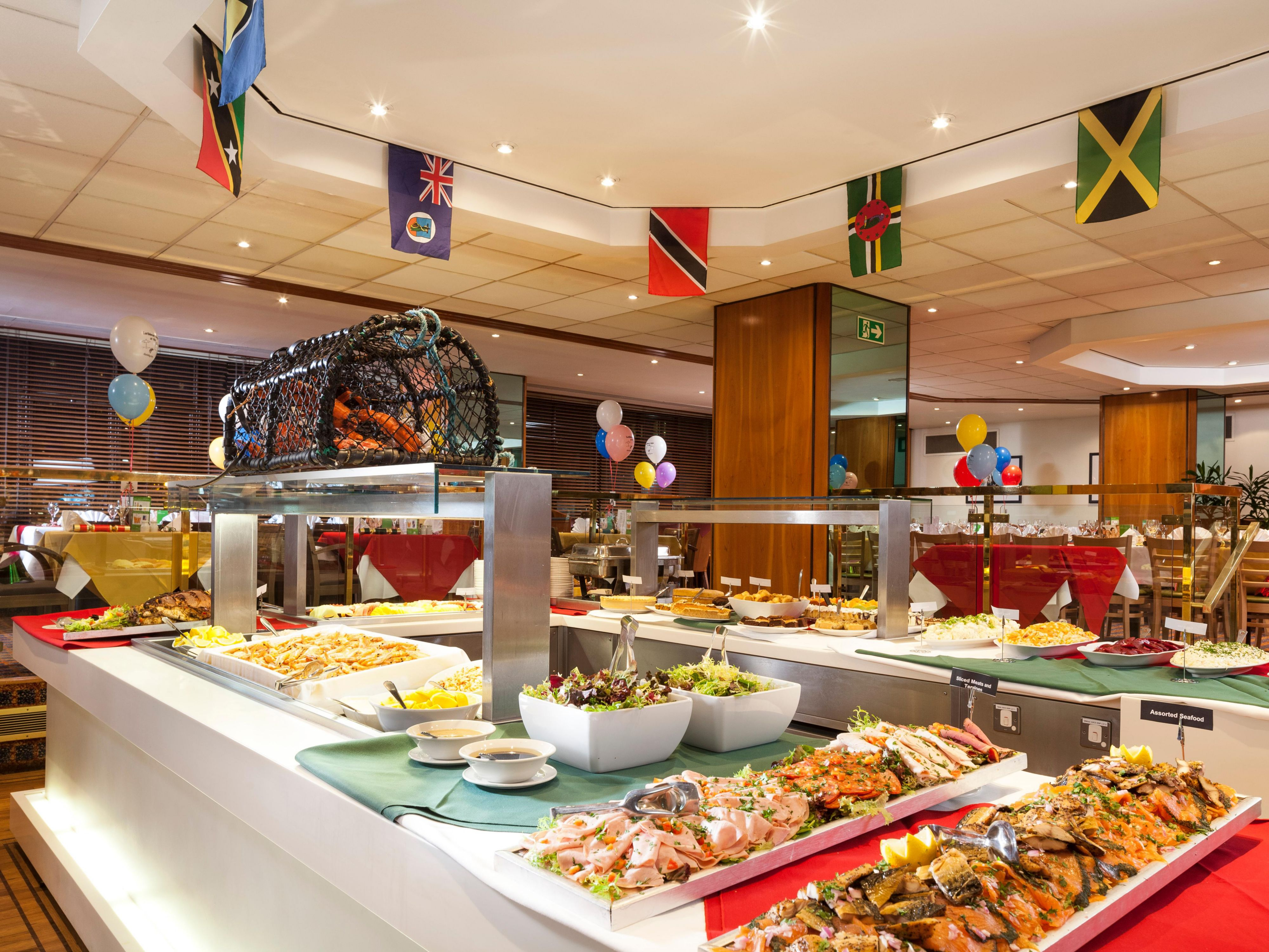 Caribbean Nights - one of the best hotel event in London