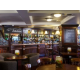 Enjoy a drink or snack in our traditional English pub