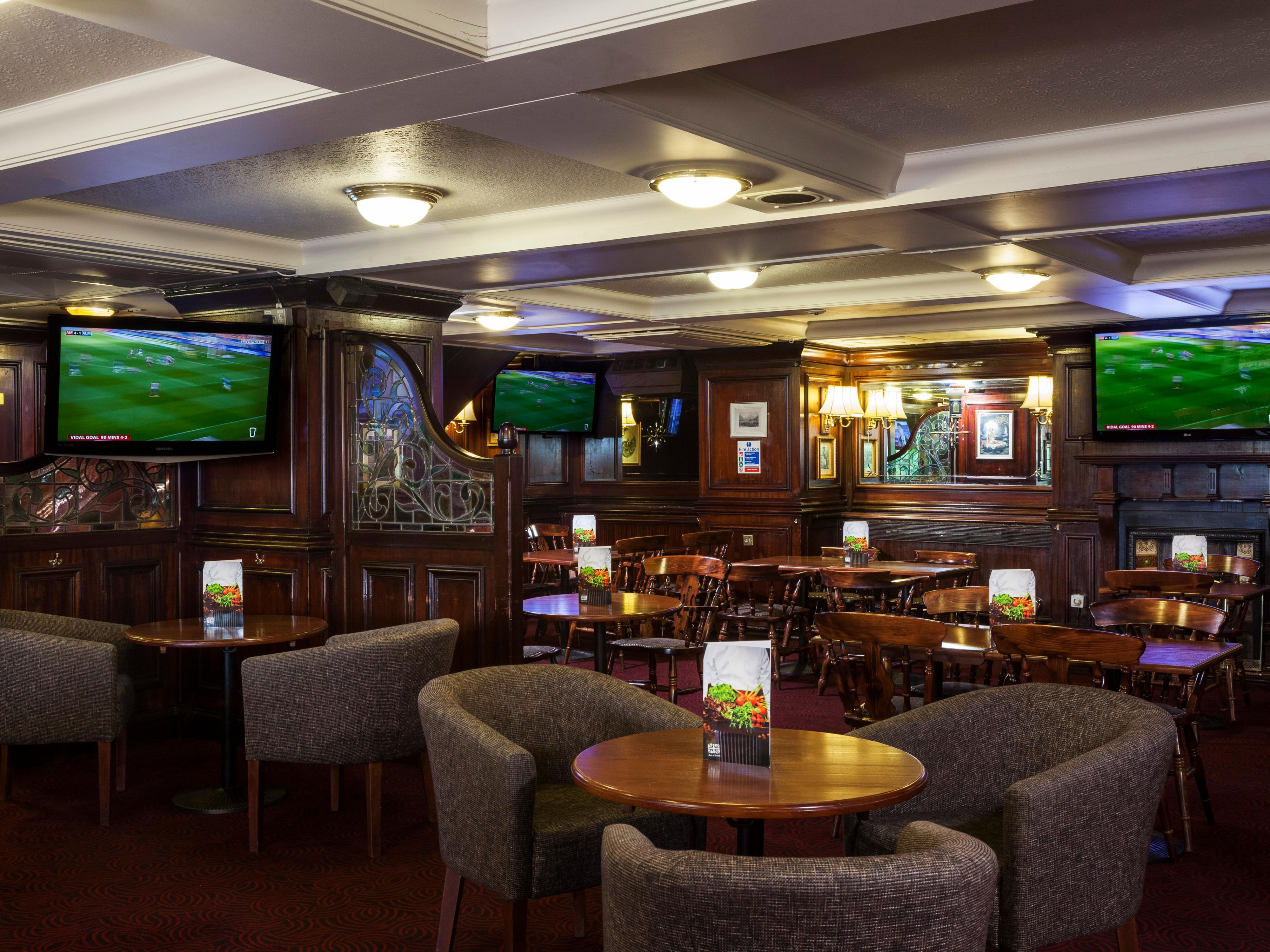 Watch Live Sport at The Tavern Bar