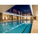 Enjoy the largest swimming pool in the Kensington area.